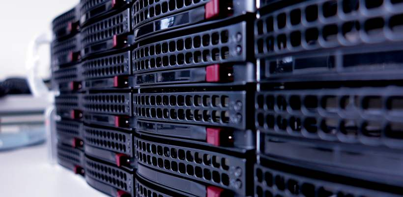 Dedicated Servers in different European data centers