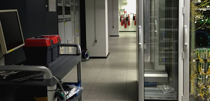 Dedicated Servers in Equinix data center, Sofia, Bulgaria