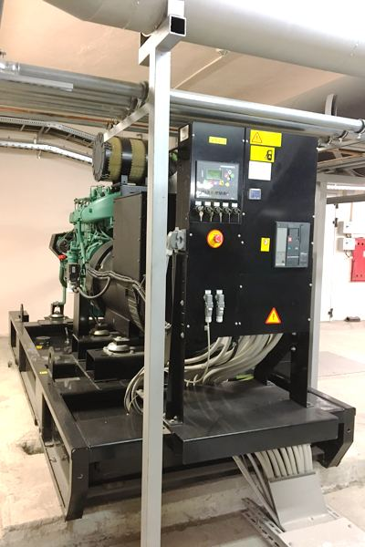Data Center - Diesel Generators